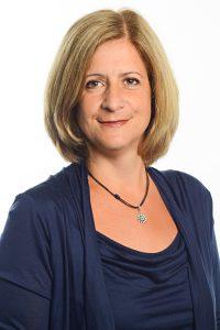 Veronika Erler, Leiterin des Regionalbüros für berufliche Fortbildung Esslingen - Weiterbildungsberatung & mehr